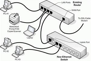 Learn About Networking  Networking Components And Devices