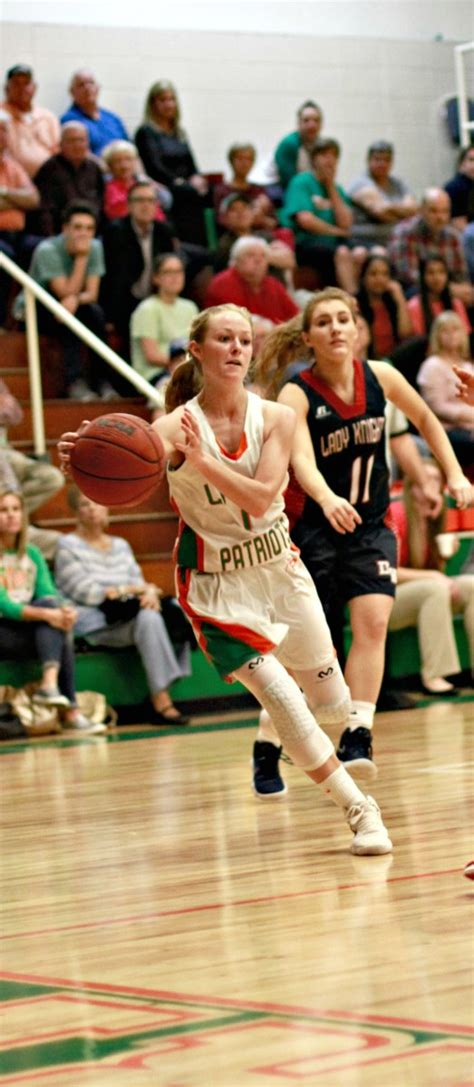 pinewood christian academy pca lady patriots play final