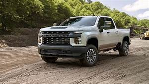 2020 Chevrolet Silverado Hd First Look  Easy Does It