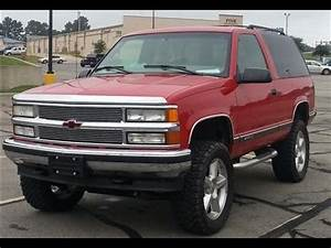 1997 Chevy Tahoe 4x4 For Sale 1997 Chevy Tahoe  Four Wheel