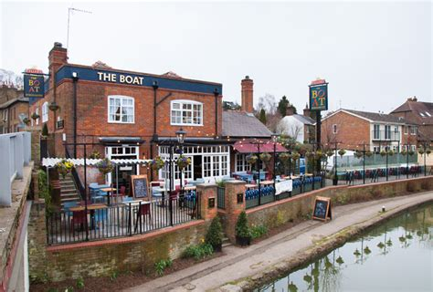Berkhamsted Canal Boat Hire by The Boat Berkhamsted Reopens Fuller S