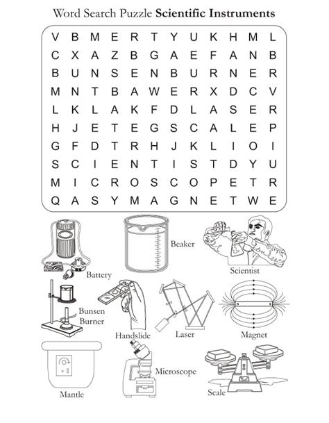 21 knowledgeable science word search kittybabylove com