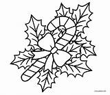Candy Cane Coloring Pages Poem Printable Christmas Cool2bkids Getdrawings sketch template