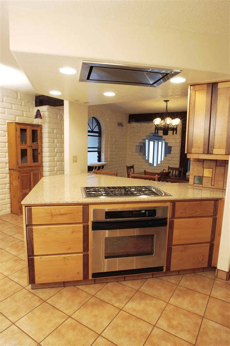 vent kitchen island how to choose a ventilation hgtv inside kitchen 8801