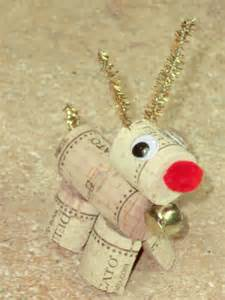 16 diy wine cork reindeer ornaments to try this guide patterns