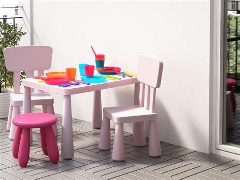 chaises jardin ikea mobilier de jardin enfant un salon comme les grands