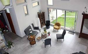 la maison de la semaine 135 m2 a viroflay With maison hauteur sous plafond