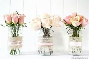 28 Centros de mesa, floreros y macetas para hacer con