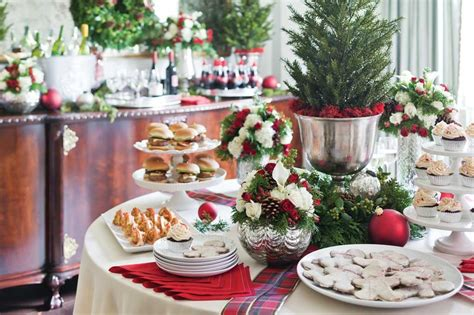 casual christmas eve buffet ideas open house discover best ideas about celebrate magazine buffet and buffet set