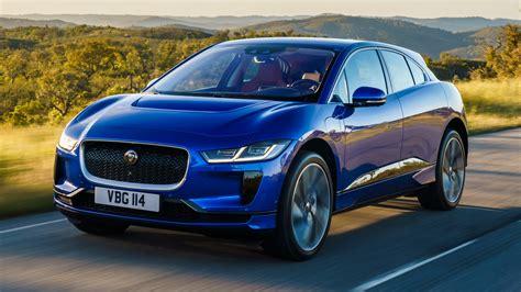 News - Jaguar I-PACE Gains Range Via Software Update ...