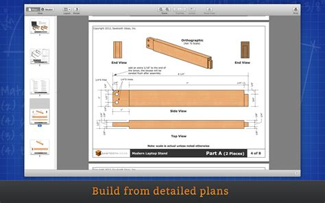 sketchlist offers  woodworking design software  macs woodworking network