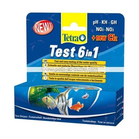 tetra test 6 en 1 test pour aquarium