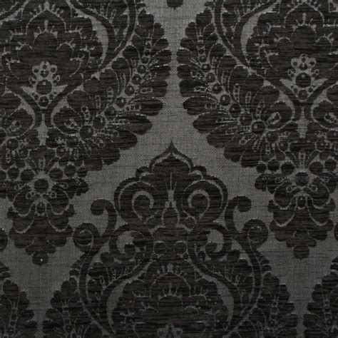 Chenille Upholstery by Heavy Weight Velvet Floral Chenille Damask Dfs Cushion
