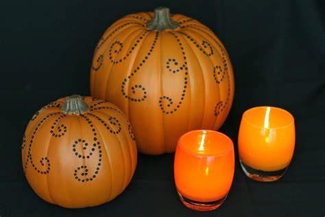 diy pumpkins pretty jeweled pumpkins d i y craft glorious treats