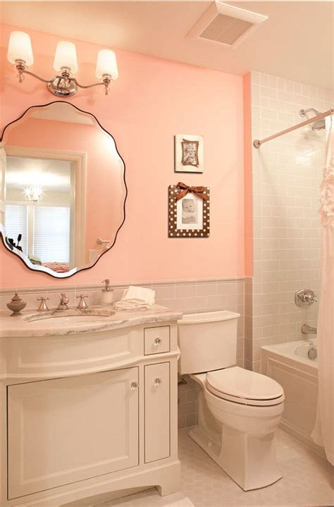 Coral Color Bathroom Decor by 25 Best Ideas About Coral Bathroom On Coral