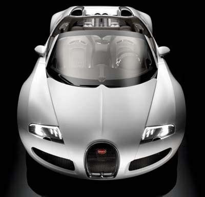 The brand that combines an artistic approach with superior technical it's been a strong start: Elegant Car Picture, New Mobile, USA-Europe-Asia Automobile: Bugatti Veyron Grand Sport