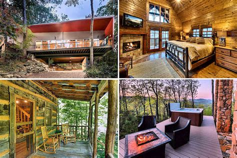 Asheville Cabin Rental by Top 600 Asheville Cabin Rentals
