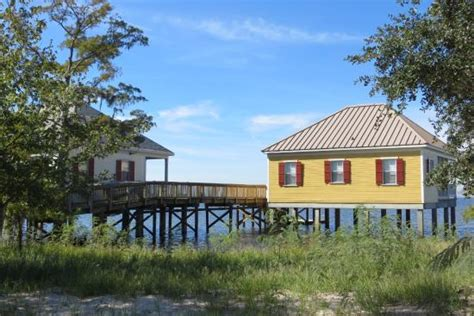 louisiana state park cabins cabins fontainebleau state park picture of