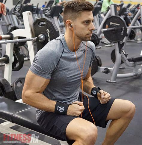 7 Tips For A Bigger, Stronger Bench Press  Fitnessrx For Men