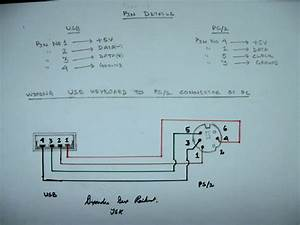 Male Usb To Ps 2 Wiring Diagram