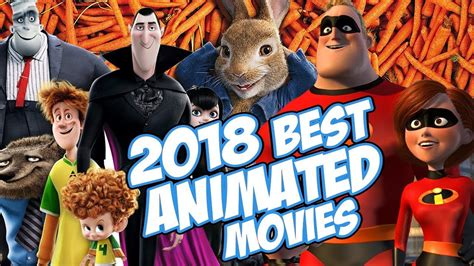 Best Upcoming 2018 Animated Movies You Can't Miss