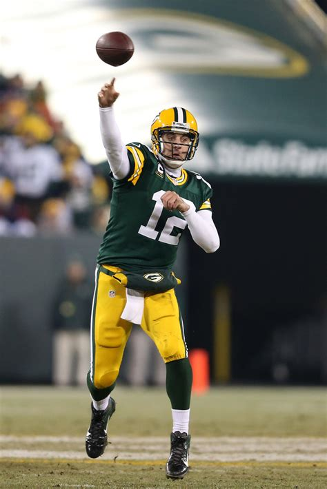 aaron rodgers aaron rodgers  wild card playoffs