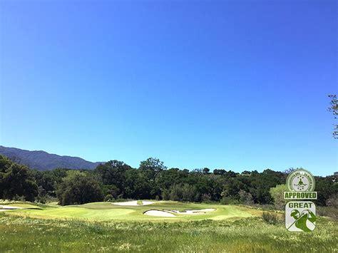 Golf Course Review Rancho San Marcos Golf Course Santa