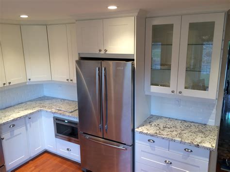 molding and trim a refreshing ikea facelift for a canadian kitchen