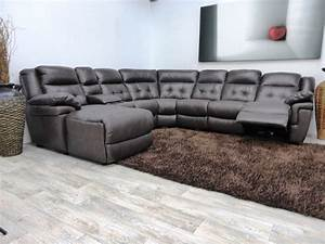 Sectional sofa beautiful sectional sofas with recliners for Sectional sofa with bed and recliner
