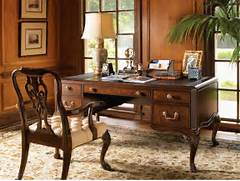 Home Office With Wood Paneling On Walls And Antique Office Furniture Bookcase Decorating Ideas For Home Office Traditional Design Ideas Onde Ficam Os Livros E Revistas No Quarto Hey Carpe Diem Hey Carpe Office Space Decorating Ideas Interior Decoration And Home Design