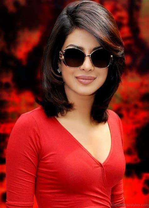 actress long haircut to short haircuts of priyanka chopra haircuts models ideas