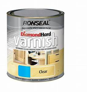ronseal floor varnish is diamond hard and extra durable With floor varnish matt