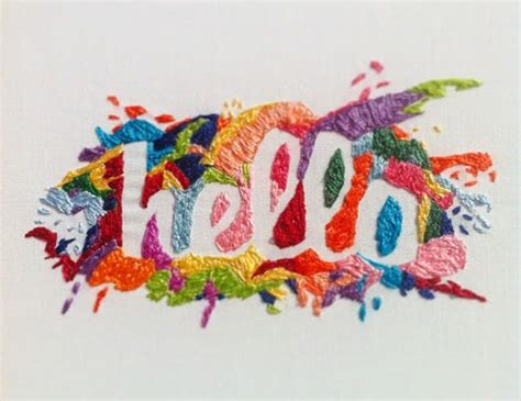 12 inspiring embroidery artists that make us swoon brit co