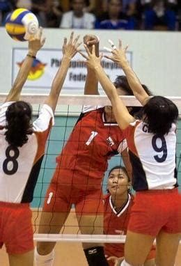 Volleyball at the 2005 Southeast Asian Games - Wikipedia