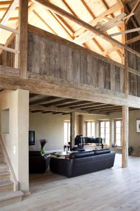 Für Dachgeschosswohnung by Gm Planungsbuero Architektur リビング リビング