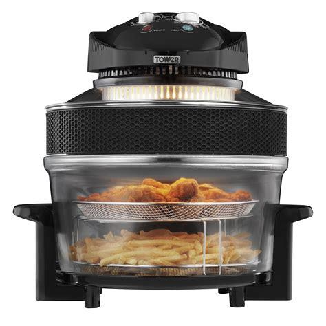 tower fryer air airwave fat oven fryers halogen low healthy cooker 1300w litre oil wayfair multi 5l capacity 17l health