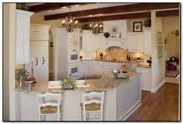 Pics Photos French Country Kitchen Backsplash Ideas Backsplash And French Country Feel Backsplashes Tile Pinterest HOUSE CONSTRUCTION IN INDIA KITCHENS BACKSPLASH MATERIALS Rustic Wood Ceiling French Country Kitchen Pale Blue Green Backsplash