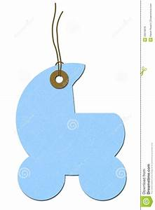 Baby Shower Gift Tag Royalty Free Stock Image - Image ...