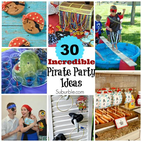 30 pirate ideas suburble