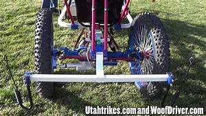 The Woofmobile For Woofdriver Com Made By Utah Trikes