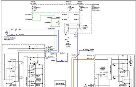 Need Wiring Diagram For Isuzu Trooper Showing