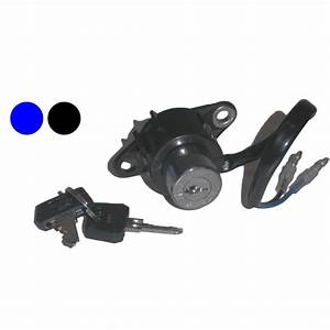 Aw Motorcycle Parts  Ignition Switch Honda C50 2 Wires