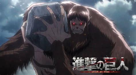 attack  titan manga  por  el titan bestia ataco