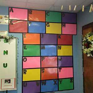 Best images about pre k word walls on easy