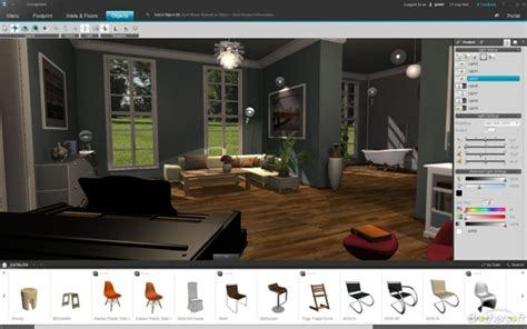 free 3d home interior design software living room planner free some of the best 3d room