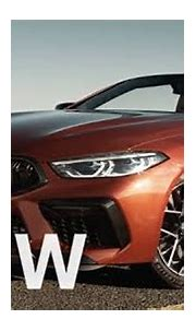 BMW M8 Coupe και Convertible. Official Launch Film. - YouTube