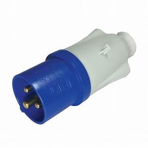 Mains Ip44 3 Pin Plug