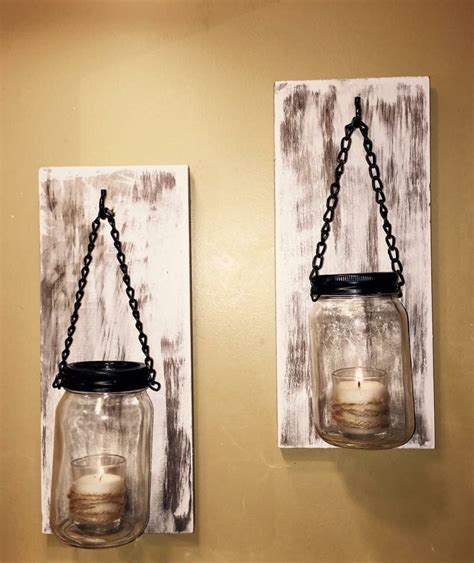 rustic wall sconces hillbilly jar sconces rustic wall sconces shabby chic