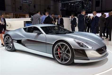 Top 10 Electric Cars by Top 10 Fastest Electric Cars On The Planet