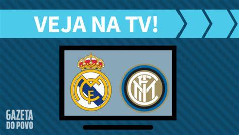 Real Madrid x Inter de Milão AO VIVO: saiba como assistir ...